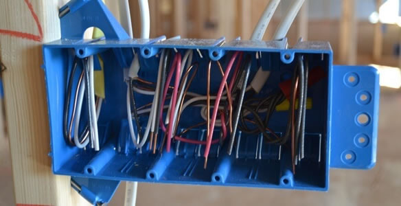 New Construction Wiring